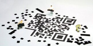 how to scan qr code